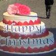 クリスマスケーキプレ…