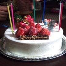一足お先にクリスマス