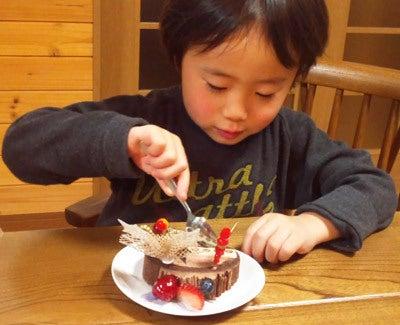 $ときどきグルメになりたくなるブログ-2011年クリスマスケーキは大潟村ココティエ5
