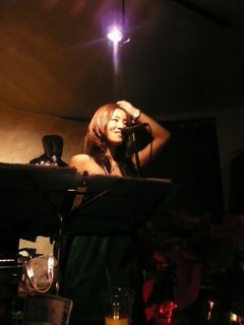 Vocalist Miki YoshitakeのNew York Diary