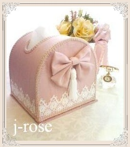 $Jardin de Rose ~☆カルトナージュで素敵な日々を☆~