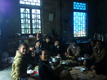 Erinaブログ-A Thanhの家