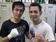 Toshiaki Nishioka × Rafael Marquez-ノニト・ドネア&石本康隆