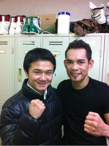 Toshiaki Nishioka × Rafael Marquez-ドネアが帝拳で石本とスパー