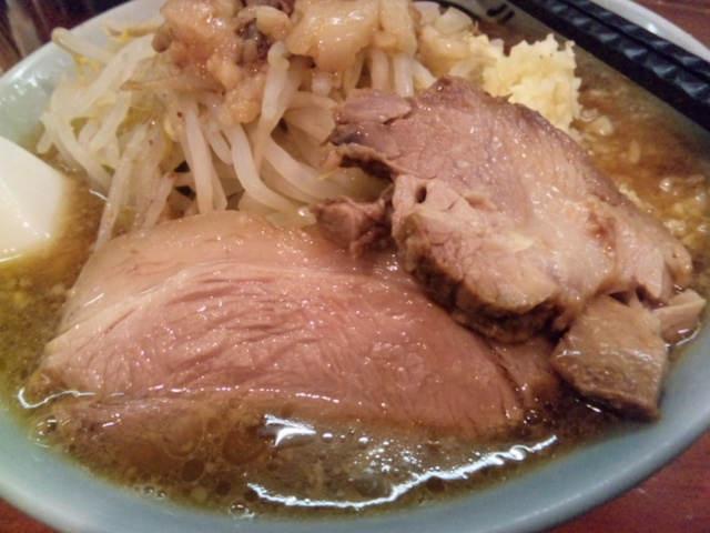 にゃほのラーメン日記(仮)-豚