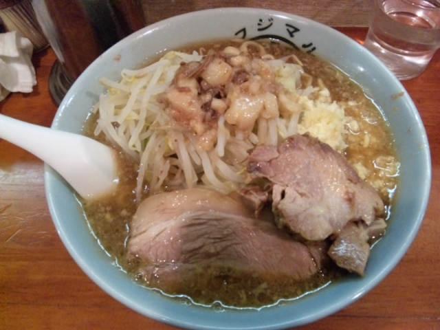 にゃほのラーメン日記(仮)-ラーメン(麺少なめ)