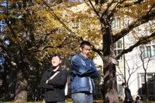 青スポ記者の日記-畠山選手と永吉選手