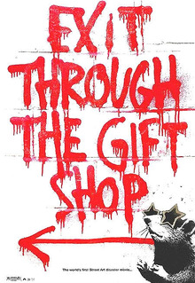 Life affair-EXIT THROUGH THE GIFT SHOP