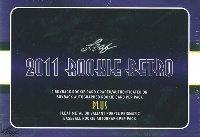 nash69のMLBトレーディングカード開封結果と野球観戦報告-2011-ROOKIE-RETRO-BOX