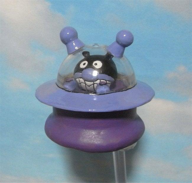 バイキンマン ufo