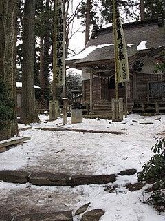 晴れのち曇り時々Ameブロ-中尊寺薬師堂