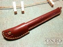 OXIO-CRAFT(オキクラ)の「革雑貨」製作日記-肉球ボールペンカバー