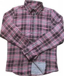 $U.S.BOARDER 原宿 ブログ-チェックシャツ