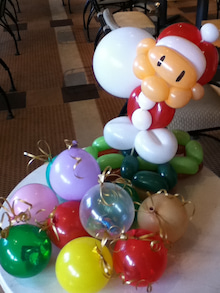 大阪発 バルーンアーティストPro [Balloon Dream Creator] みはら さとし の あめぶろ@井藤商会㈱