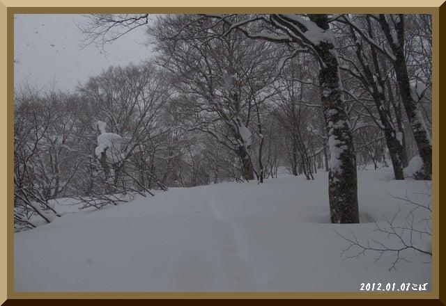 ロフトで綴る山と山スキー-0107_0931