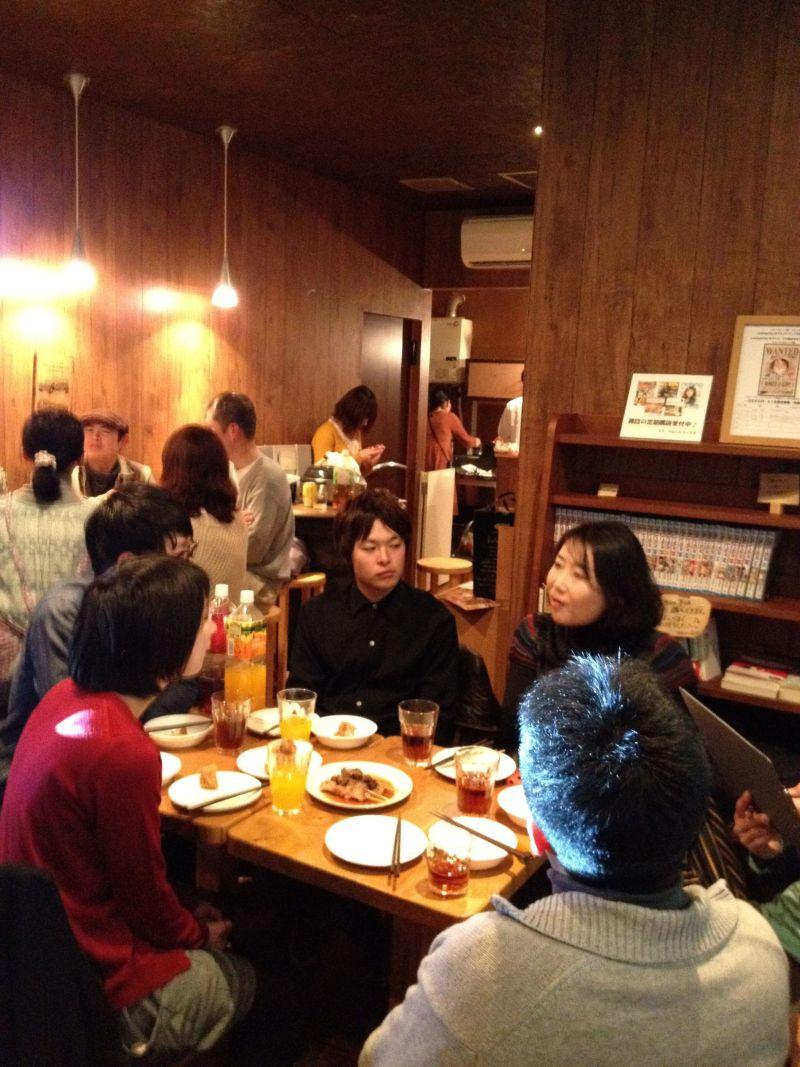 $新潟×朝活 ~勉強会・朝食会・朝カフェ~-羽田さんテーブル