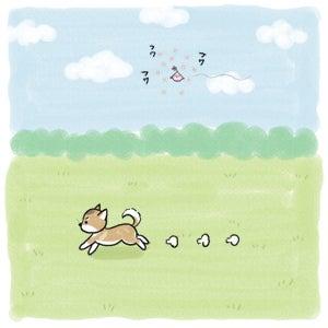 あたち柴犬 抹茶だヨ!  - 伊賀忍者柴犬の道 --100106_02おとし玉と福の神(前)