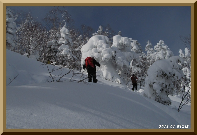 ロフトで綴る山と山スキー-0109_1148