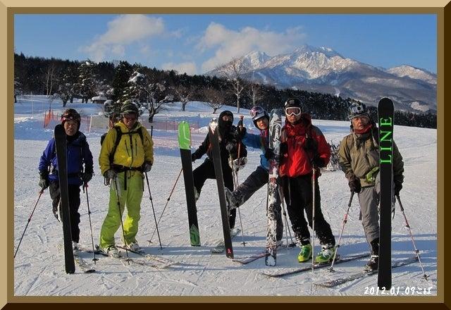 ロフトで綴る山と山スキー-0109_1500