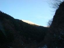 BUD PALMS★スタッフ日記-遠くに見える高見山