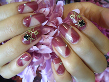 $luxjelyca nail style