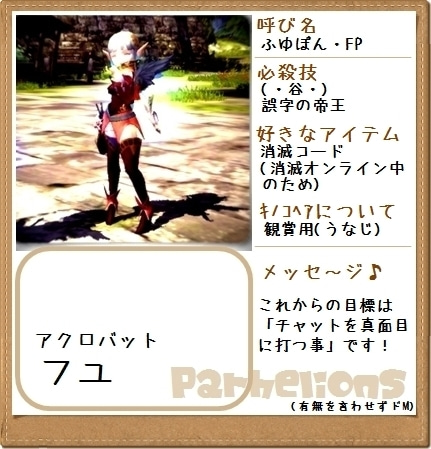 【ドラゴンネスト】彗のブログ