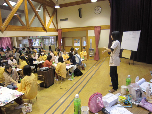 板橋区のママセラおうちスクールでベビー系資格が学べる☆ちひろの部屋