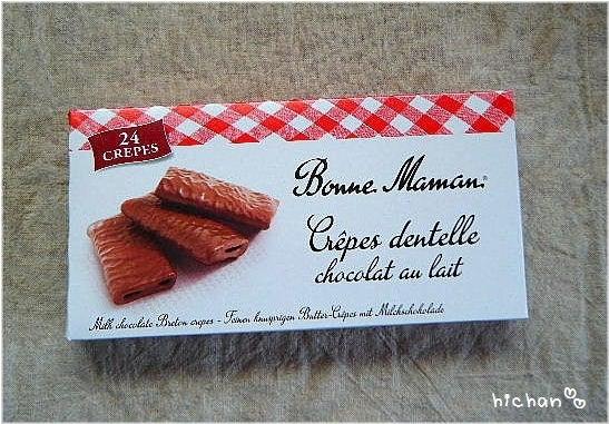 ++かわぃくておいしぃ++-クレープクッキーチョコ