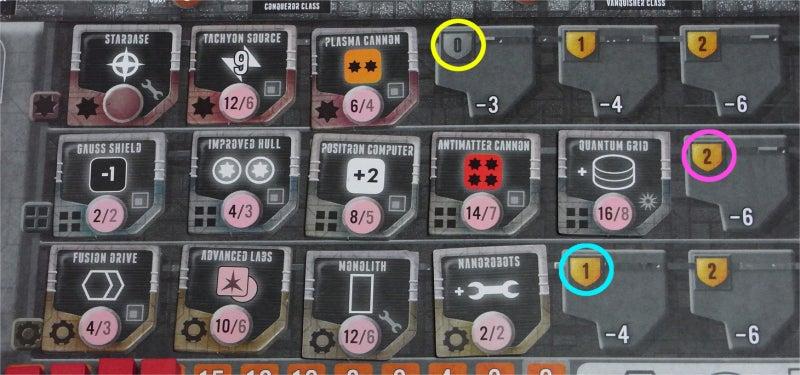 risaのボードゲームレポート-Ecl_勝利ポイント