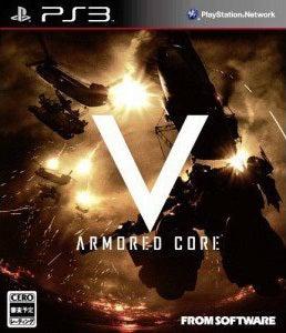 PS3 Xbox360 ARMORED CORE V