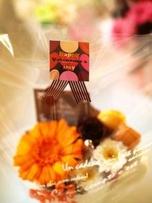Plumerry(プルメリー)プリザーブドフラワースクール (千葉・浦安校)-オレンジ ラップ