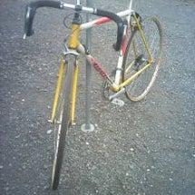 復活の自転車