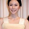 中谷美紀  2012年個人賞「紀伊國屋演劇賞」&2011年主演舞台「猟銃」の発表会見の画像