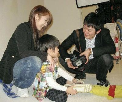 大阪と徳島でカメラマンをする阿部拓歩の創業76年バカ息子日記-撮影風景 家族の幸せ