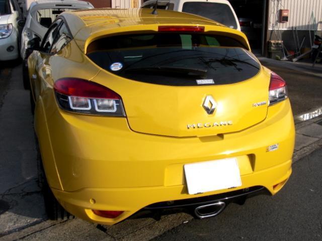 京都の女職人が書く車のブログ☆★-ルノー メガーヌ