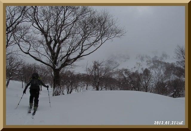 ロフトで綴る山と山スキー-0121_1254