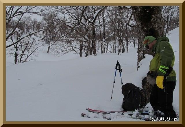ロフトで綴る山と山スキー-0121_1235