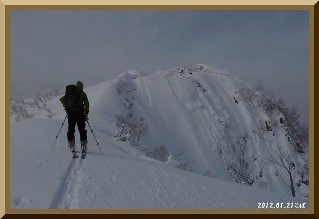 ロフトで綴る山と山スキー-0121_1109