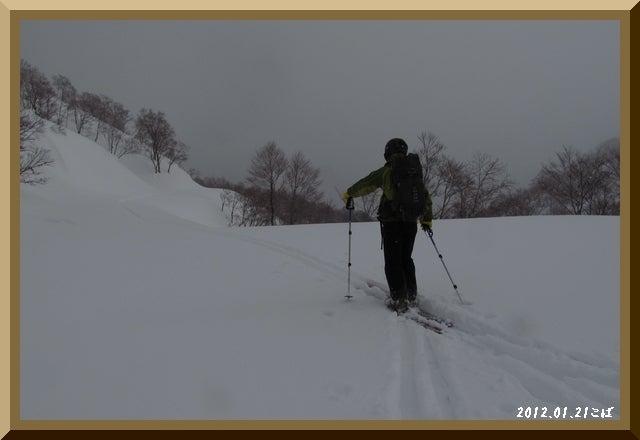 ロフトで綴る山と山スキー-0121_1338