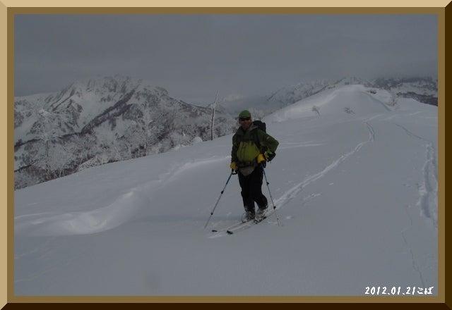ロフトで綴る山と山スキー-0121_1119