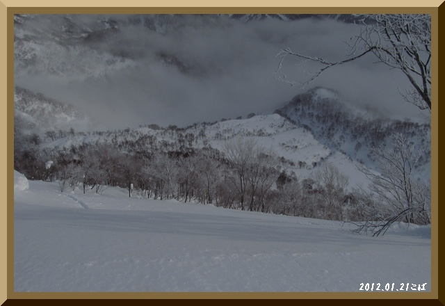 ロフトで綴る山と山スキー-0121_1105