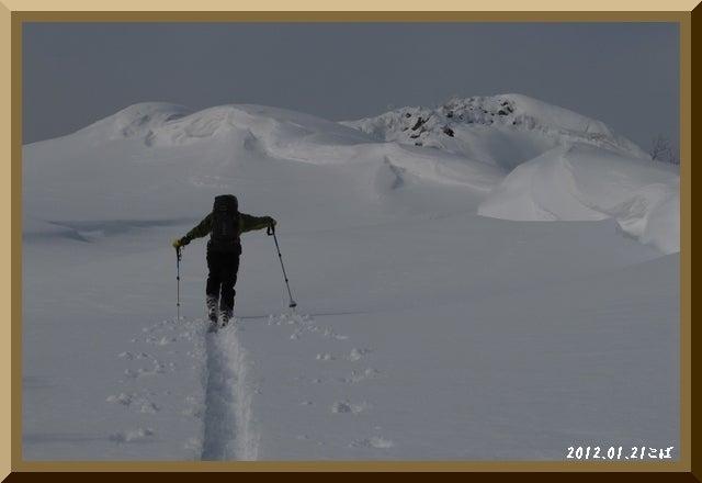 ロフトで綴る山と山スキー-0121_1106