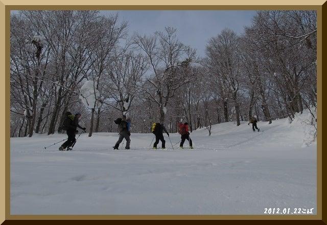 ロフトで綴る山と山スキー-0122_1037