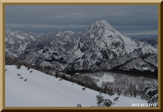 ロフトで綴る山と山スキー-0122_0937
