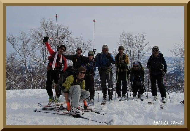 ロフトで綴る山と山スキー-0122_1115