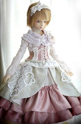 お人形服制作講座*手作りぬいぐるみ服