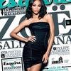 ゾーイ・サルダナ 2010年12月号Esquire Mexicoの画像