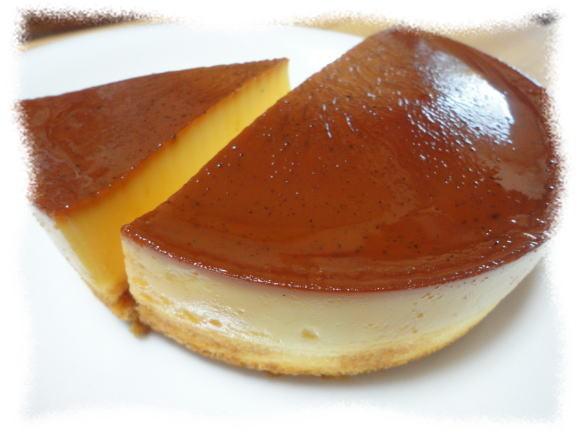 チーズプリンケーキをしつこく焼くs 小さなパン職人 Petit Boulanger