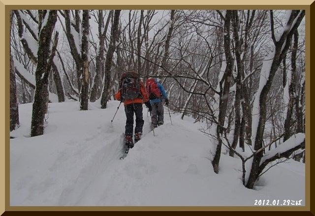 ロフトで綴る山と山スキー-0129_0820