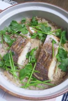 $Saki's SMILE-BLOG-鯛の炊き込みご飯